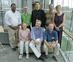 Eight early participants in the Personal Genomes Project