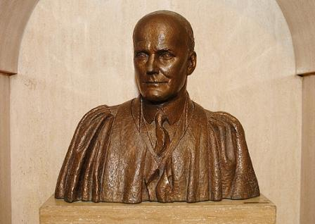 Bust of Walter Morley Fletcher